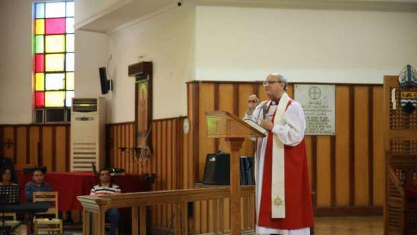الدكتور منير حنا رئيس أساقفة إقليم الإسكندرية للكنيسة الأسقفية