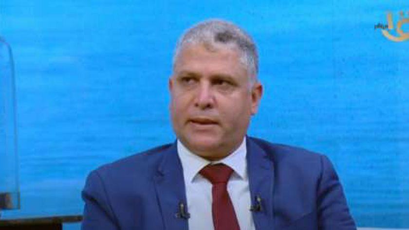 الدكتور ياسر عبدالسلام، المشرف على العمليات الميدانية لبرنامج «تكافل وكرامة»