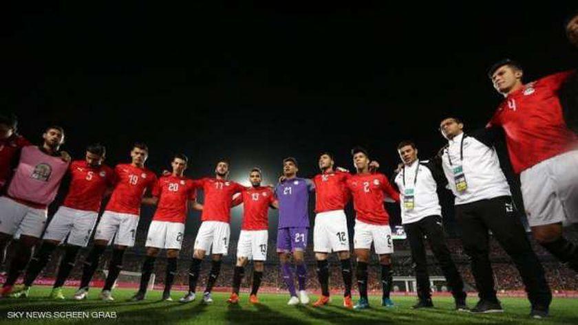 منتخب مصر الاولمبي لكرة القدم