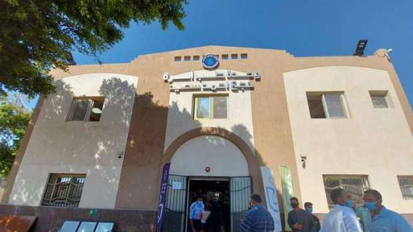 وحدة طب الأسرة بنجع احمد سعيد بإسنا