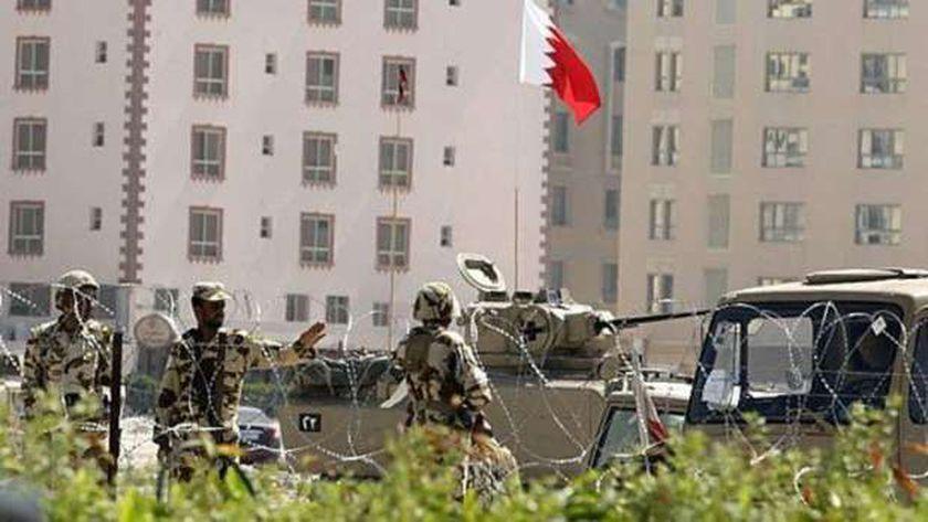من قوات الأمن البحرينية