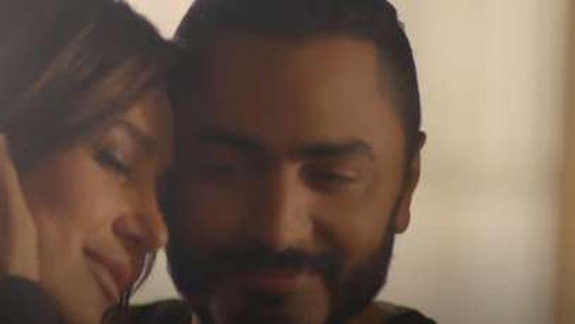 مشهد من فيلم مش أنا