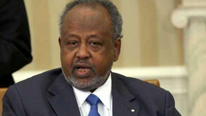 الرئيس الجيبوتي