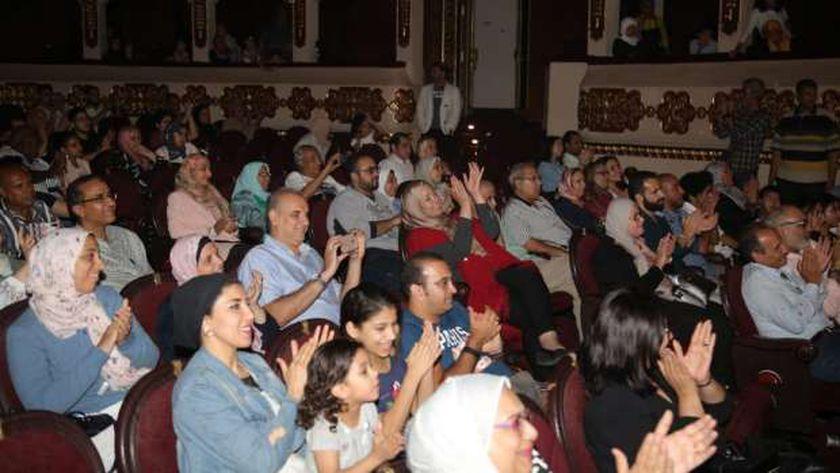عروض البيت الفني للمسرح في عيد الأضحى