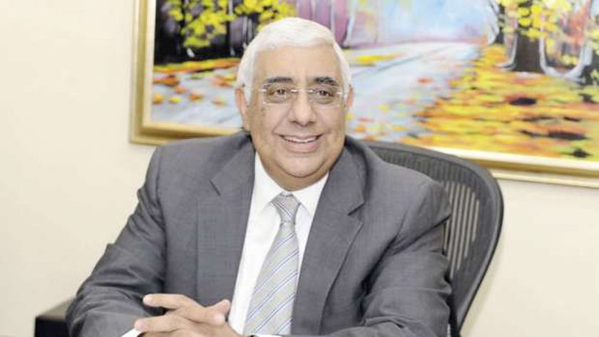 أشرف القاضي رئيس المصرف المتحد