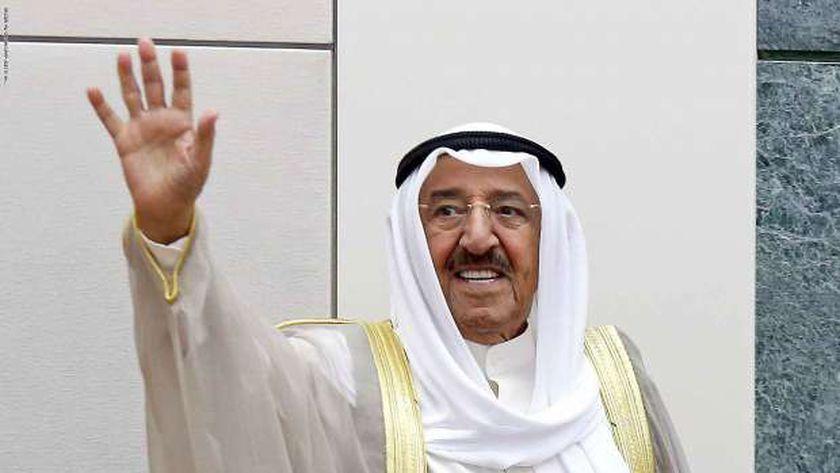 أمير الكويت الشيخ صباح الأحمد الصباح