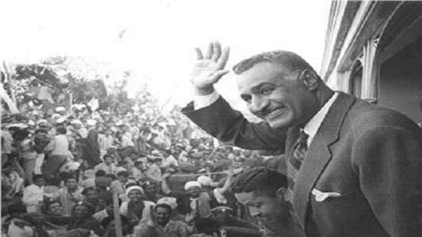 الزعيم جمال عبدالناصر