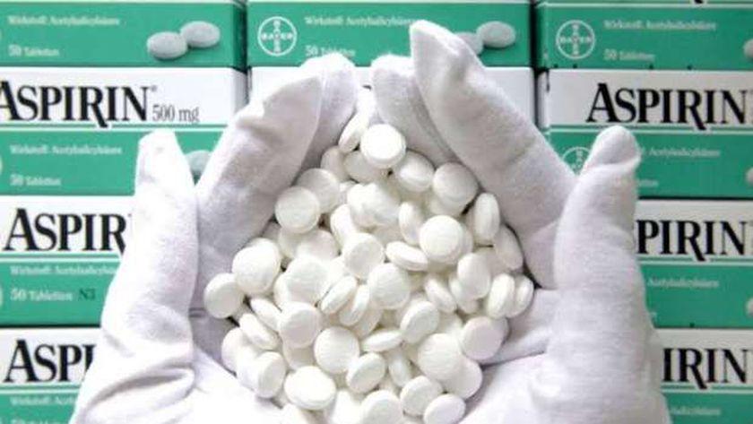 تأثير الأسبرين على تقليل وفيات كورونا