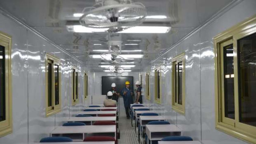 فصل متنقل من تصنيع مصنع 200 الحربي