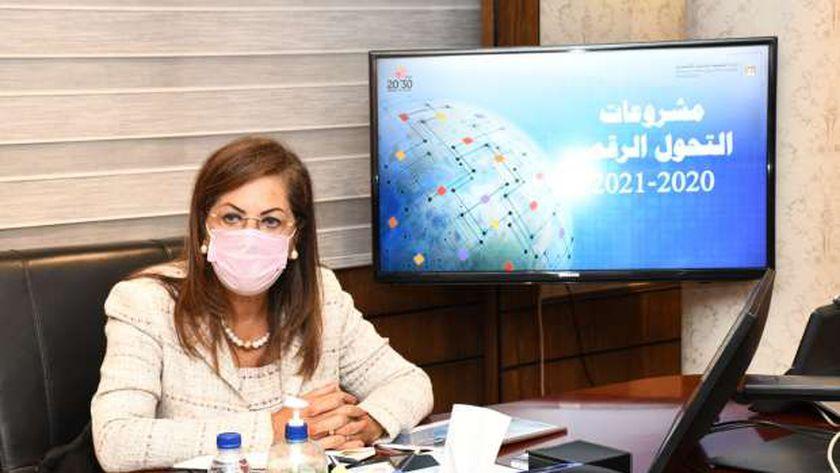 """""""السعيد"""" تعقد اجتماع لمتابعة مشروعات التحول الرقمي والبنية المعلوماتية"""