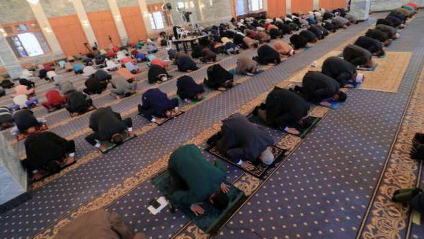 الصلاة في المسجد