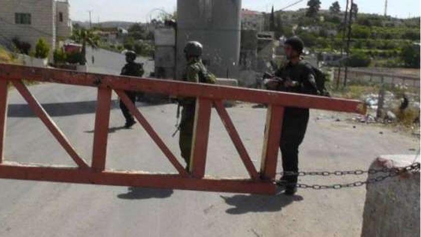 قوات الاحتلال تغلق مداخل بيت لحم