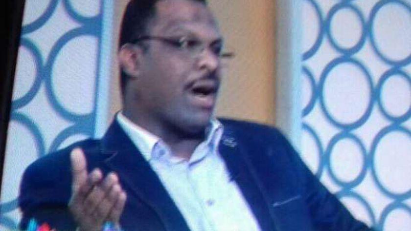 د.محمد شوقي مدرس اللغة العربية و خطيب بالأوقاف