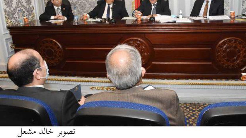 لجنة الادارة المحلية بمجلس النواب