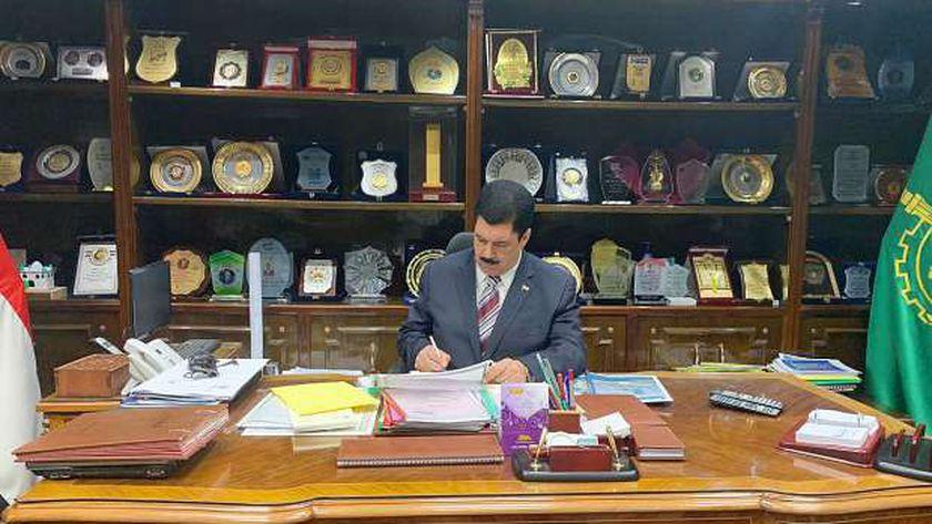 الدكتور علاء مرزوق محافظ القليوبية
