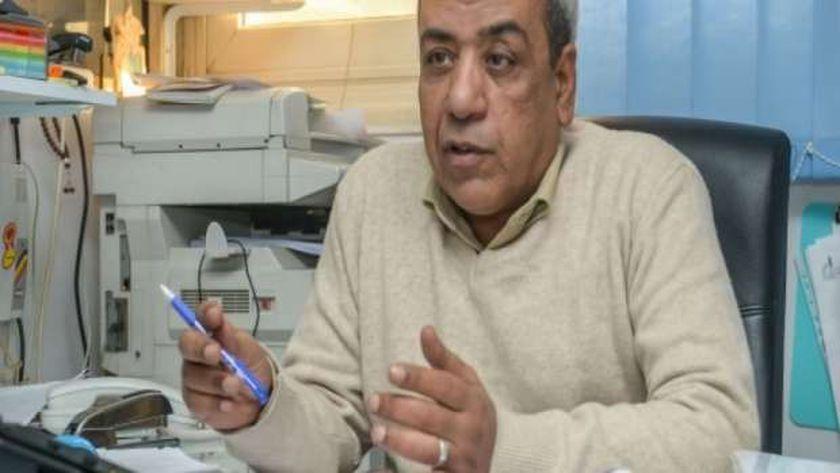 الدكتور محمد أحمد علي، أستاذ الفيروسات بالمركز القومي للبحوث