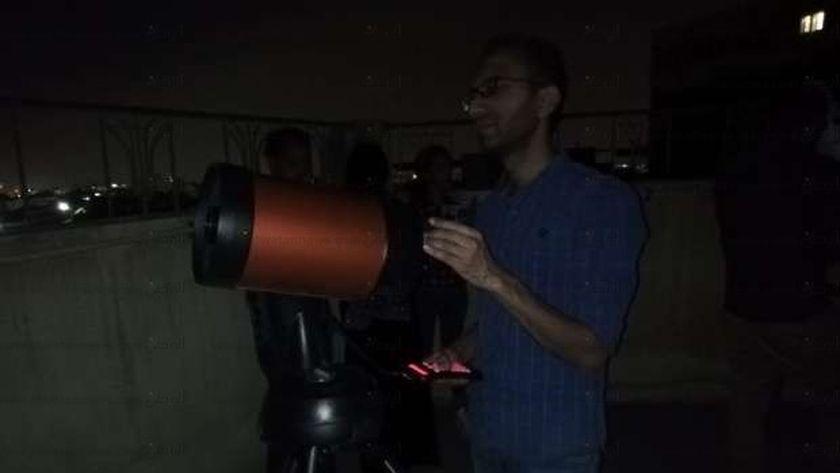 البحوث الفلكية  تستطلع غرة شوال غدا