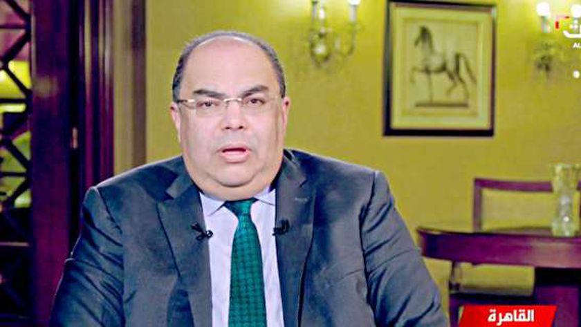 الدكتور محمود محيي الدين، الخبير الاقتصادي البارز والمدير التنفيذي بصندوق النقد الدولي