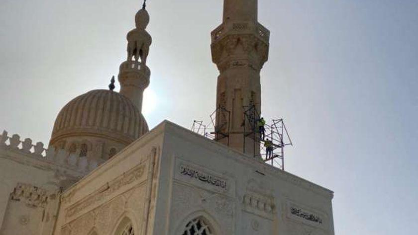 مسجد العوام بمطروح