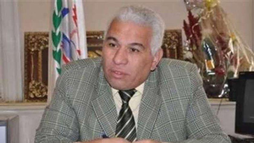 الدكتور محمد سعد وكيل وزارة التربية والتعليم