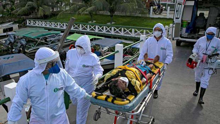 مقتل 4 أشخاص على الأقل جراء حريق في جناح لعلاج مرضى «كورونا» بالبرازيل