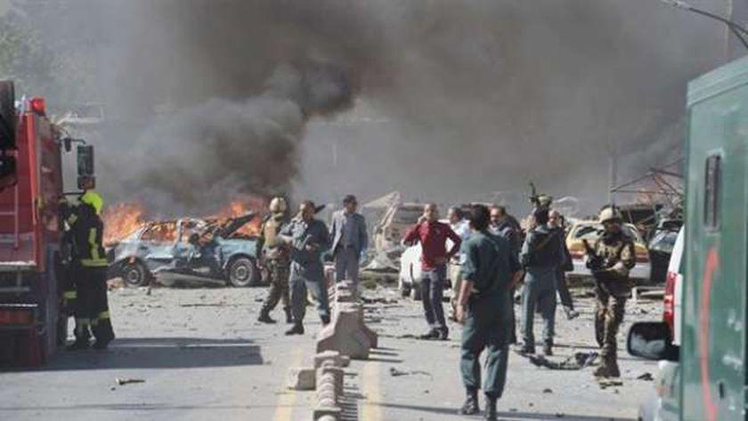 انفجار في أفغانستان
