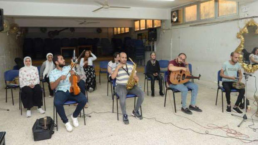 قسم التربية الموسيقية - كلية التربية النوعية