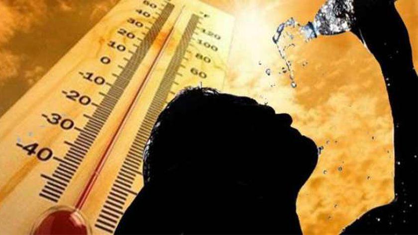 ارتفاع درجات الحرارة ونسب الرطوبة