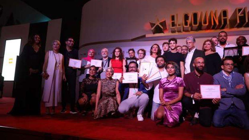 """حفل ختام وتوزيع جوائز """"منصة الجونة"""" السينمائي"""