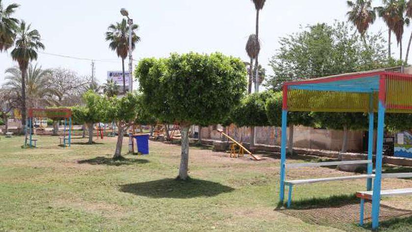 الحدائق تستعد للعيد