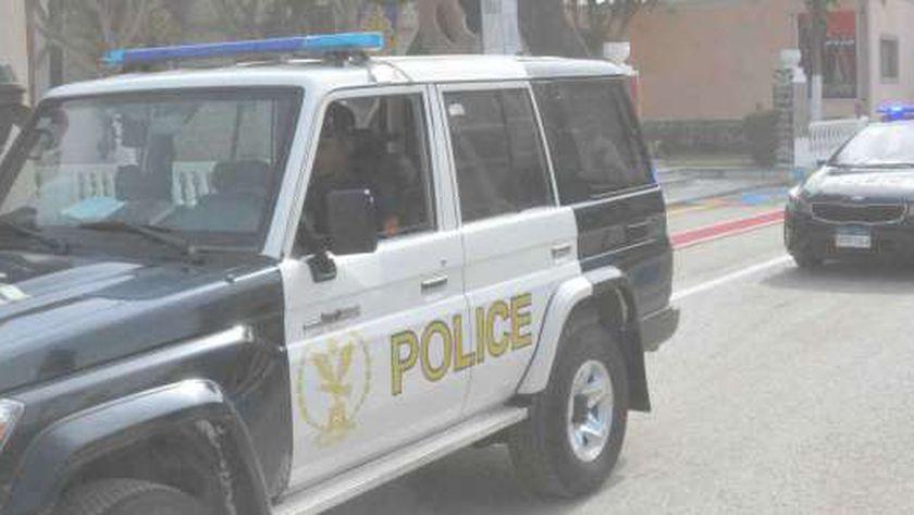 سيارة شرطة - أرشيفية