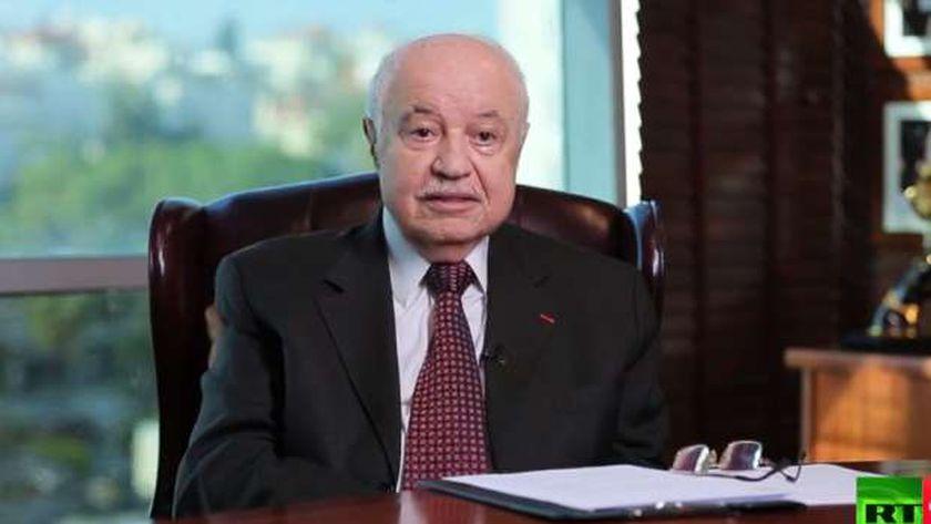 الدكتور طلال أبوغزالة