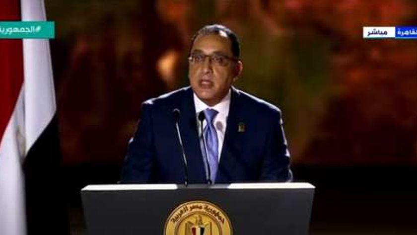 صورة مدبولي: سنشجع المواطن على ترك سياراته وركوب وسائل عالية الجودة – مصر