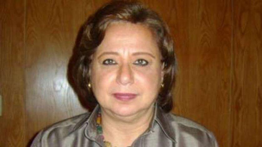 الدكتورة نجلاء الأهواني، وزيرة التعاون الدولي السابقة