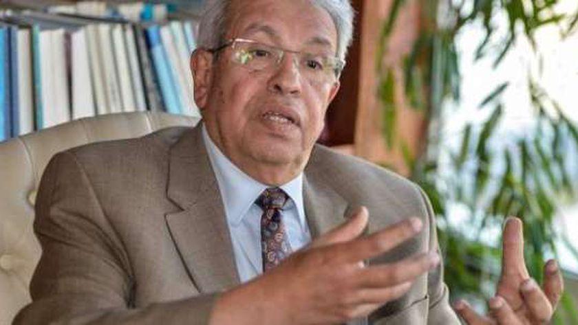 الدكتور عبدالمنعم سعيد.. الكاتب والمحلل السياسي وعضو مجلس الشيوخ،