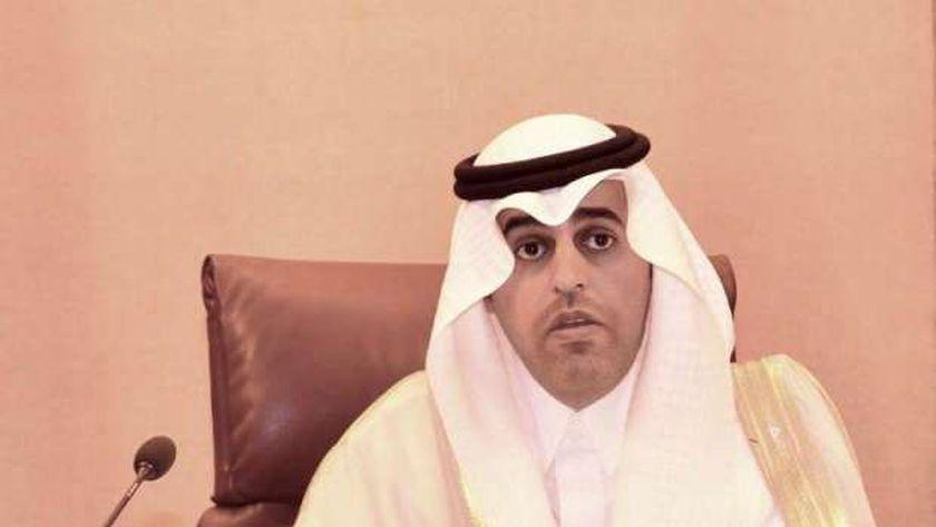 رئيس البرلمان العربي يدعم جهود المملكة العربية السعودية في مكافحة الإرهاب