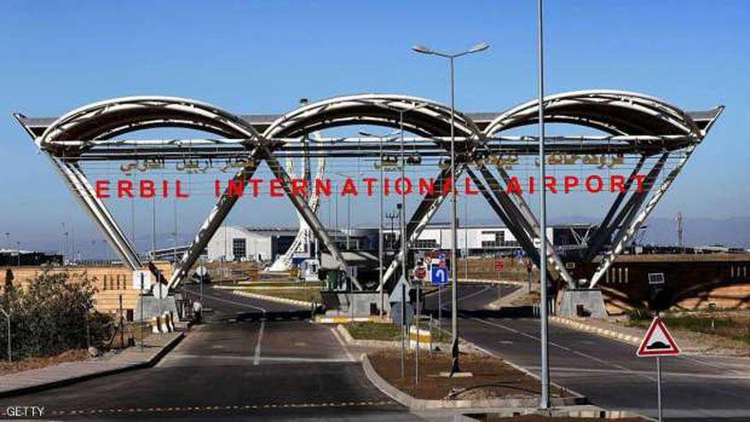 مطار أربيل الدولي