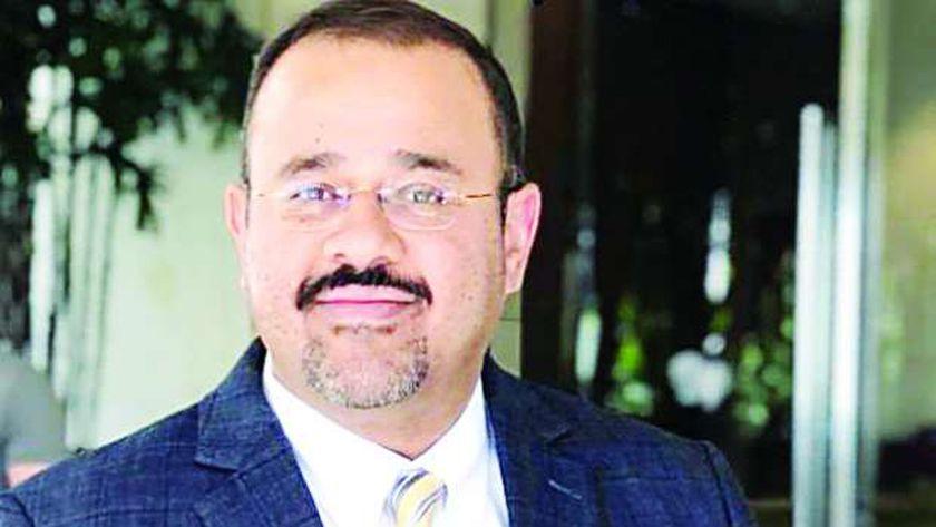 الدكتور هشام العسكرى