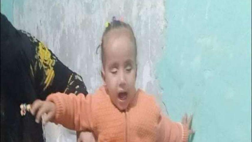 الطفلة تسبيح
