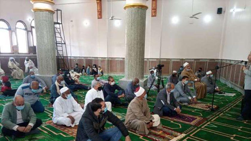 صورة افتتاح 4 مساجد بكفر الشيخ – المحافظات