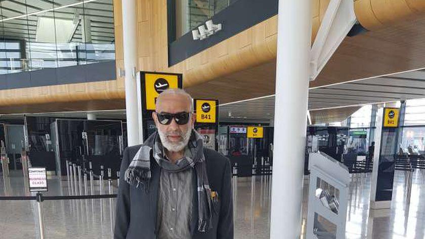 عودة أشرف السعد إلى مصر بعد غياب سنوات