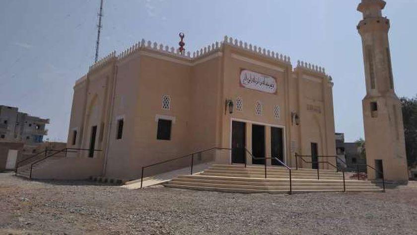 افتتاح مسجد السمان بمدينة القصير
