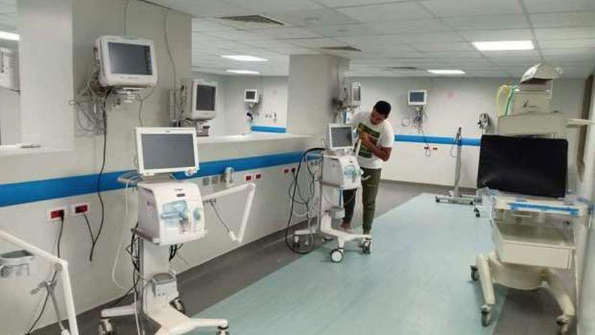 مستشفى النجيلة المركزى