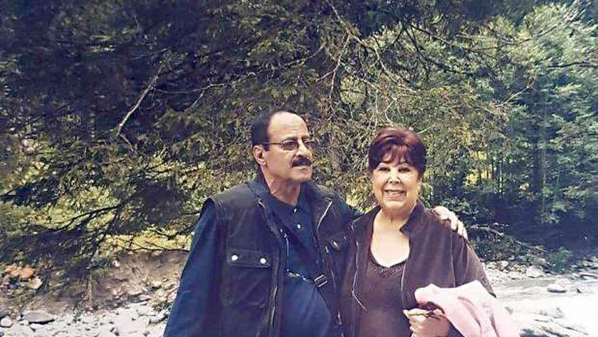 حدوتة زواج رجاء الجداوي 46 سنة حب الوطن اليوم