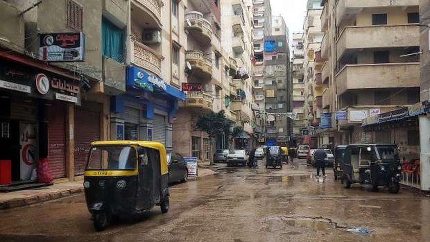 الأرصاد تحذر من طقس الغد: أمطار وشبورة.. والعظمى بالقاهره 16 درجة - مصر -