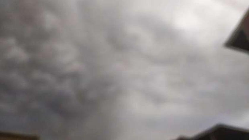 صورة رياح شديدة وأمطار خفيفة عى سواحل دمياط لم تمنع حركة الملاحة – المحافظات