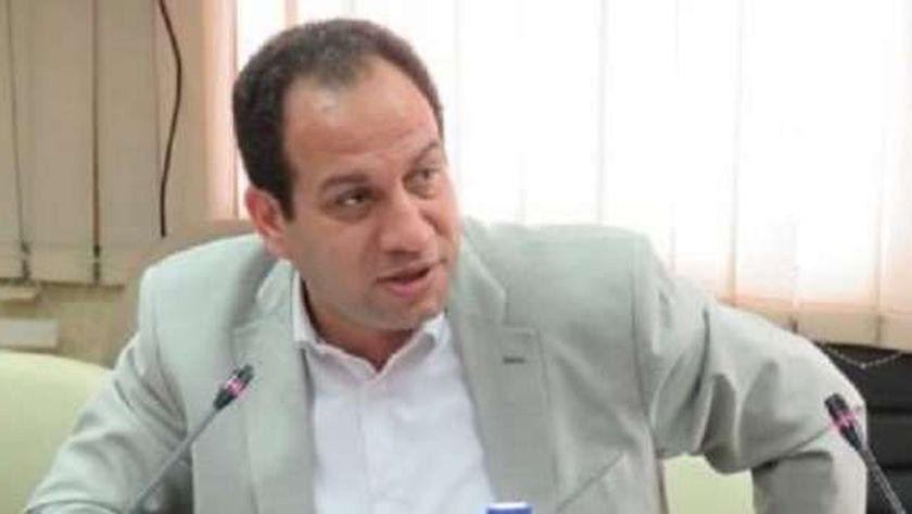 الدكتور عصام عبد الحميد