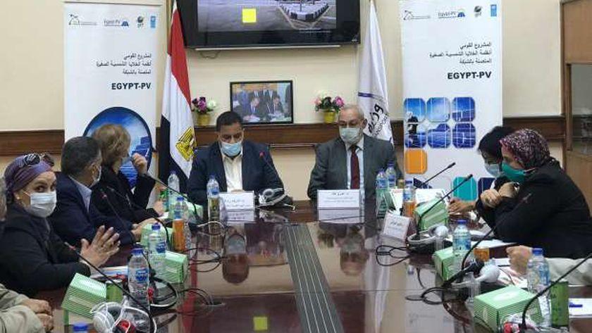 توقيع اتفاقية تعاون بين مركز تحديث الصناعة ووزارة الكهرباء والهيئة القومية لسكك حديد مصر