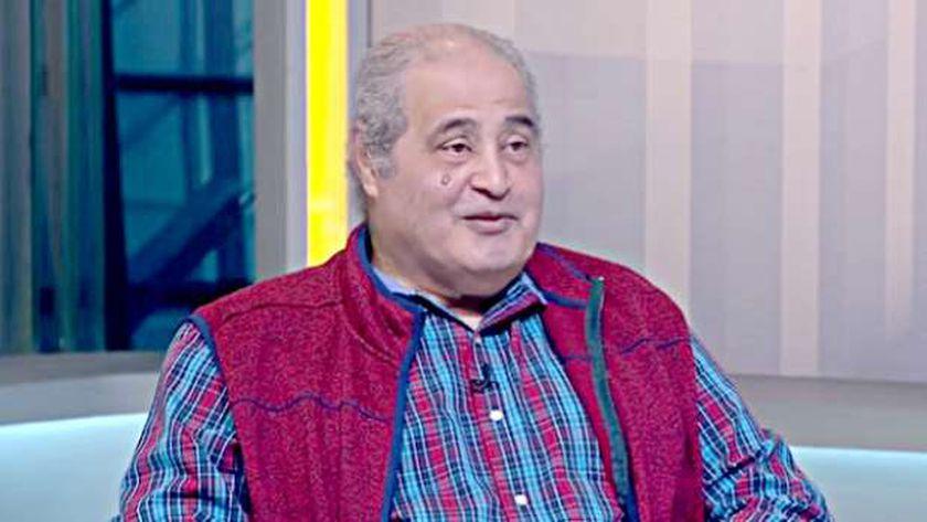 الكابت نبيل فاروق