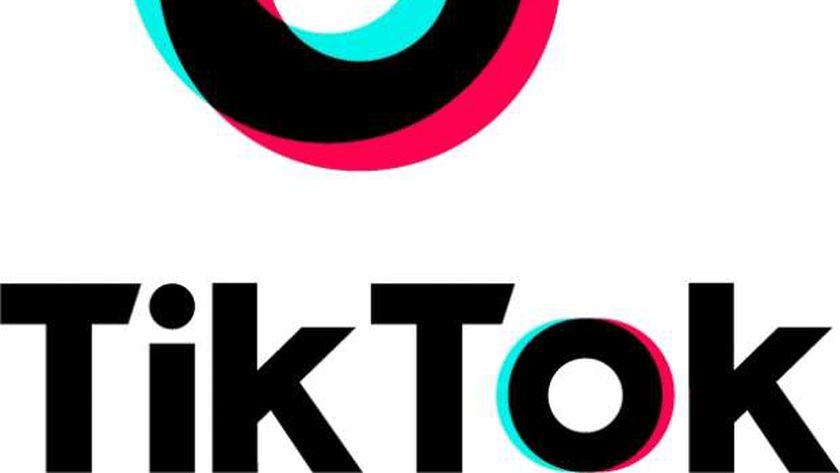 """شعار الـ """"تيك توك"""""""